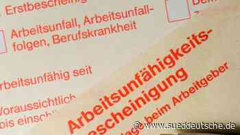 Rheinland-Pfalz und Saarland: Corona-Krankenstand nimmt ab - Süddeutsche Zeitung