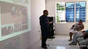 Con obras por impuestos ejecutan proyecto de pavimentación en Puerto Caicedo - Conexión Putumayo