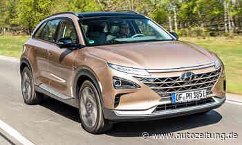 So alltagstauglich ist Hyundais Wasserstoff-SUV - Autozeitung