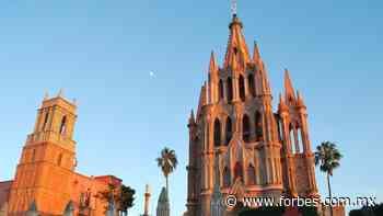 San Miguel de Allende se lanzará por turismo de reuniones y bodas - Forbes México