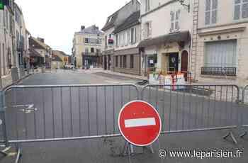 Luzarches : tout un immeuble vidé par une fuite d'eau - Le Parisien