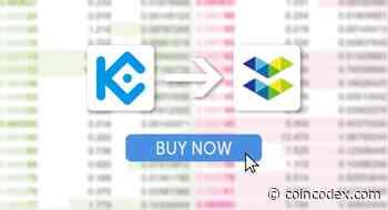 How to buy Elastos (ELA) on KuCoin? - coincodex.com