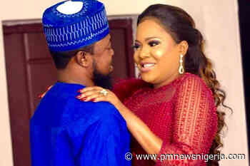 Kola Ajeyemi pens romantic message to wife Toyin Abraham - P.M. News