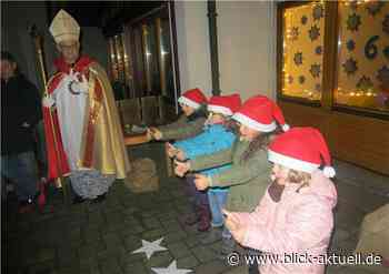 Der Nikolaus macht einen Abstecher nach Helferskirchen - Blick aktuell