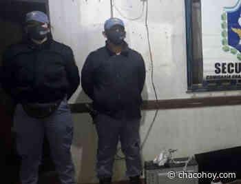 General San Martin, agentes esclarecieron un supuesto robo a un domicilio - chacohoy.com