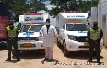 Recuperan dos ambulancias para el Centro de Salud de Zapayán - El Informador - Santa Marta