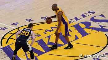 NBA News: Parkett von Abschiedsspiel von Kobe Bryant wird versteigert - Sky Sport