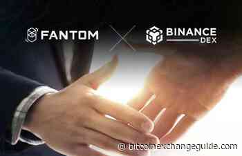 "Binance CEO Congratulates Fantom Token (FTM) on the Move to Binance DEX, ""The first of many!"" - Bitcoin Exchange Guide"