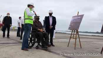 176 millones de dólares costará el sexto muelle marítimo de Puerto Bolívar - El Universo