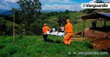 Mujer que se quitó la vida en Simacota habría sufrido de depresión - vanguardia.com