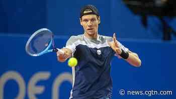 Tomas Berdych: 2010 Wimbledon finalist announces retirement - CGTN