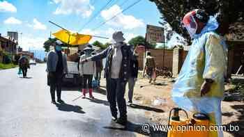 Punata amplía comercio, abre el cementerio y habrá transporte hasta los sábados - Opinión Bolivia