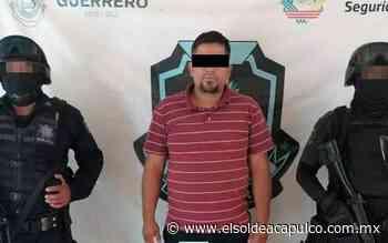 Detienen a hombre en Huitzuco - El Sol de Acapulco