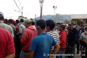 Brigadistas de Sanare piden contralaría en estaciones de servicio - La Prensa de Lara