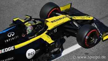 Formel 1: Team Renault heißt ab Saison 2021 Alpine
