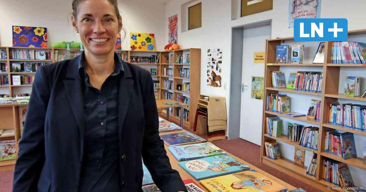 Lensahn: Angela Haar ist die neue Schulleiterin der GGEMS - Lübecker Nachrichten