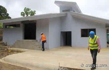 AyA construye planta potabilizadora en Ciudad Cortés de Osa y habilita el servicio de agua potable - crc891.com