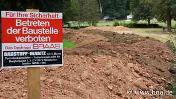 Erdhaufen sorgen für Ärger - HNA.de