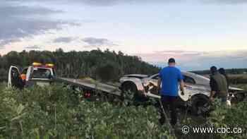 Drag racer injured in high-speed crash near Maniwaki - CBC.ca