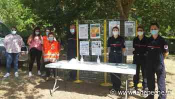 Verdun-sur-Garonne. Prévention anti Covid-19 au festival Aurillac sur Garonne - LaDepeche.fr