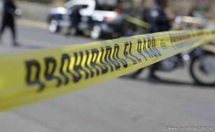 Matan a dos policías municipales en Yuriria, Guanajuato | El Universal - El Universal