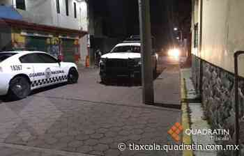 Agreden a balazos a elementos de la Guardia Nacional, en Tenancingo - Quadratín Tlaxcala