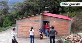 En 95% avanzan casas rurales en Coromoro | Vanguardia.com - Vanguardia Liberal