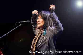 Buffy Sainte-Marie to headline virtual BC Indigenous music festival - Agassiz-Harrison Observer