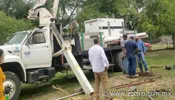 Abren pozo de agua en Allende [Coahuila] - 08/06/2020 - Periódico Zócalo