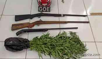 Trio é preso suspeito de praticar assaltos em Barra do Corda - Imirante.com