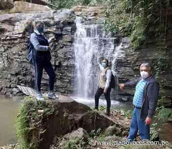 Municipalidades de Moyobamba, Jepelacio y Dirección Regional de Turismo realizarán mejoras en cascadas de Paccha - Diario Voces
