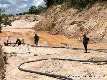 Capturadas 19 personas dedicadas a la minería ilegal en Ayapel (Córdoba) - RCN Radio