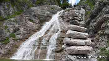 Oberlandtour: Einfache Familien-Wanderung zum Wasserfall in der Jachenau - Merkur.de