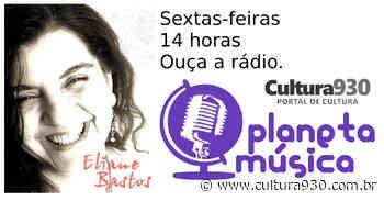 PLANETA MÚSICA - COM ALEXANDRE NERO E FAFÁ DE BELEM - EXIBIDO EM 01/11/2019 - cultura930.com.br