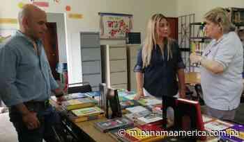 Bibliotecas de Pesé, Pocrí, Santiago y Río Hato amplían sus colecciones - panamaamerica.com.pa