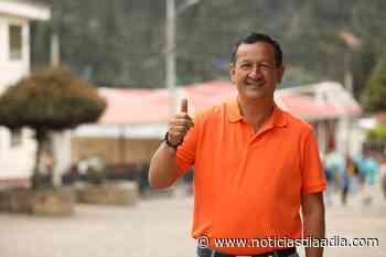 Jaime Humberto Arévalo Villamil electo como alcalde de Sutatausa,... - noticiasdiaadia.com