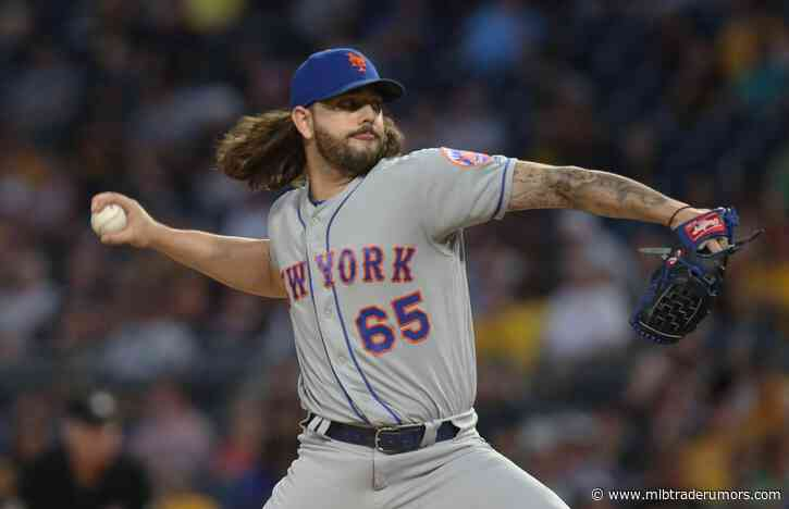 Mets Rotation Update