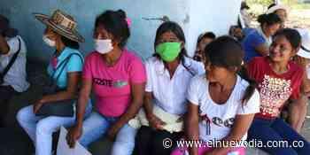 Pandemia aumentó desigualdad en comunidad indígena Potrerito San Martín de Coyaima - El Nuevo Dia (Colombia)