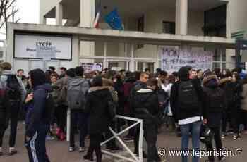 Elèves sans lycée : à Bagneux, le désarroi des parents - Le Parisien
