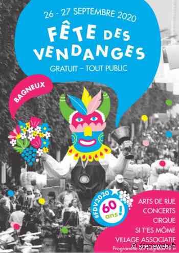 La Fête des vendanges 2020 de Bagneux - sceneweb