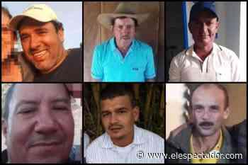 Campesinos capturados en Mapiripán sostienen que no son guerrilleros - Colombia 2020