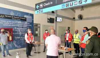 Aeropuerto de Carepa está listo en más de un 90% para volver a operaciones - Caracol Radio