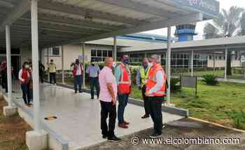 Aerocivil revisa los protocolos en aeropuerto de Carepa - El Colombiano