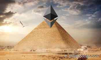 Report: PlusToken-Like Ethereum Ponzi Could Dump ETH Price - CryptoPotato