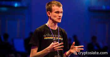 Ethereum's Vitalik Buterin dismisses concerns of 51% attack on ETH 2.0 - CryptoSlate