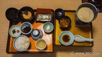 Japan's ancient vegetarian meal