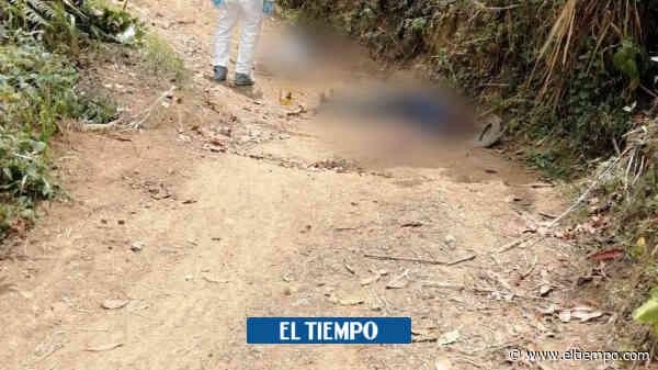 Denuncian asesinato de tres personas en Simití, Bolívar - ElTiempo.com