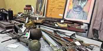 Inicia STyC digitalización de archivo histórico de Anenecuilco - La Jornada Morelos