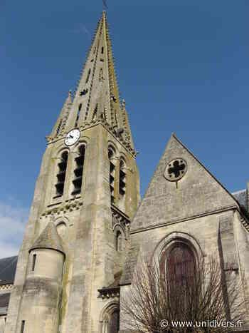 Église Saint-Martin et son clocher samedi 19 septembre 2020 - Unidivers