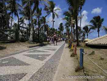 Em feriadão, prefeitura de Lauro de Freitas volta a alertar que praias continuam fechadas - Varela Notícias